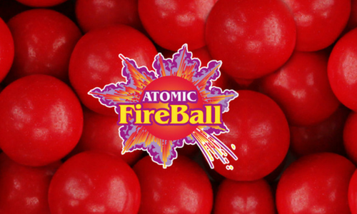 Atomic Fireball Candy-Top 30 Candies of All Time