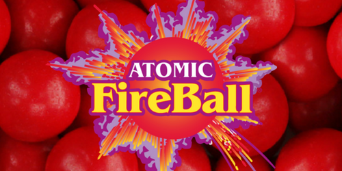 Atomic Fireball Retro Candy-One of the Top 30 Candies of All Time
