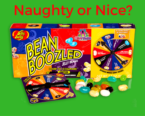 Bean Boozled Christmas Stocking Stuffer-CandyFunhouse.ca Santa's Online Candy Store