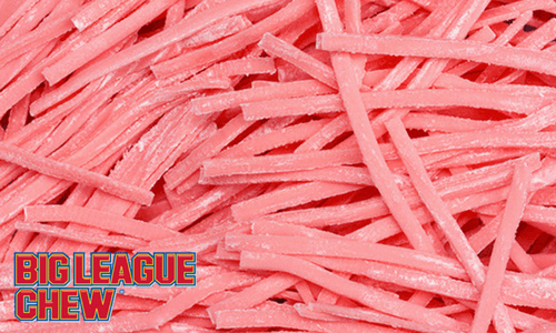 Big League Chew Shredded Bubble Gum