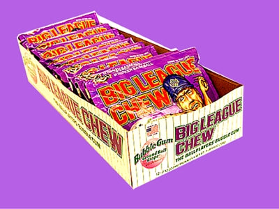 Big League Chew Retro Bubble Gum