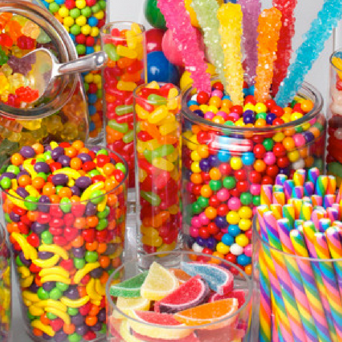 Candy Buffets-Bulk Candy-CandyFunhouse.ca