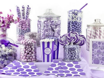Candy Buffets for Your Party