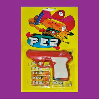 Candy Shooting PEZ Gun