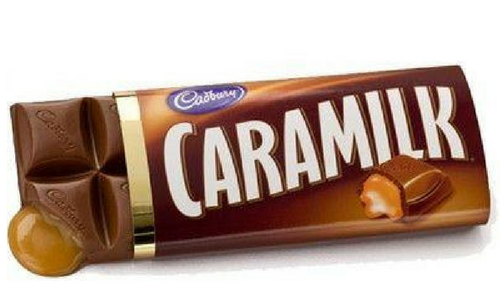 Cadbury Caramilk Top 20 Canadian Chocolate Bars