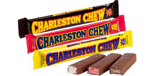 Charleston Chew Candy Bars