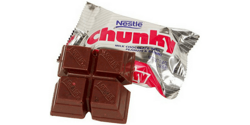Nestle Chunky American Chocolate Bar