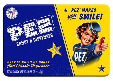 Pez candy - dispensing pop culture - Candy Funhouse