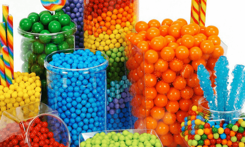 Consider the Colour for your Candy Buffet-Bulk Candy