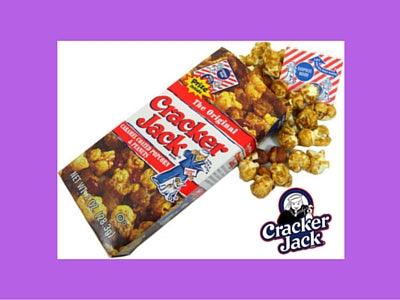 Cracker Jack Old Fashioned Candy