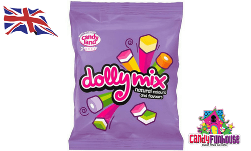 Dolly Mix British Candy-Candyland