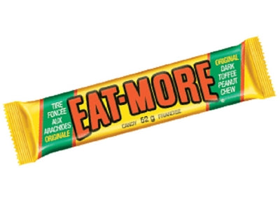 Eat-More Retro Candy Bar Top 10 Canadian Candy