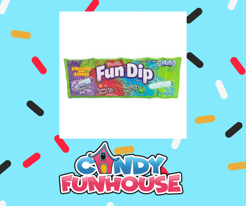 fun dip 1940s candies