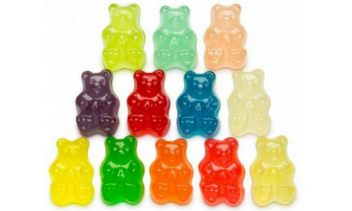 Gummi Bears Gummy Candy-Top 30 Candies of All Time