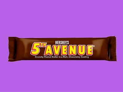 Hershey's 5th Avenue Retro Candy