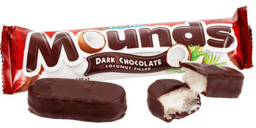 Mounds Chocolate Coconut Bar