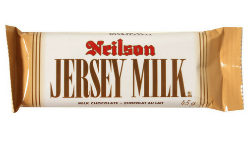 Neilson Jersey Milk by Cadbury Canadian Chocolate Candy Bar