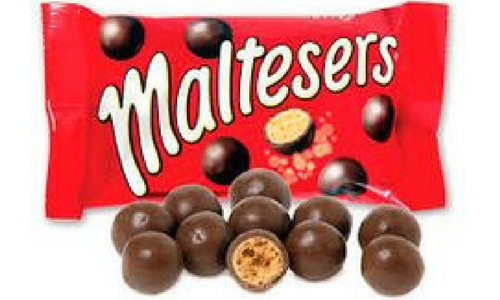 Maltesers Top 20 Canadian Chocolate Candy Bars