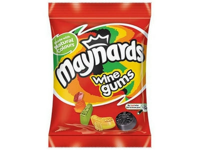 Maynards Wine Gums Old Fashioned and Nostalgic Candy Top 10 Canadian Candy