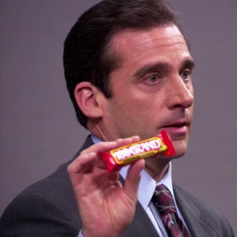 The Office - Michael Scott- 100 Grand Bar