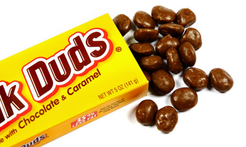 Milk Duds-Top 30 Candies of All Time