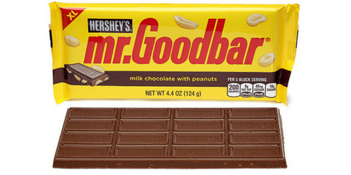 Mr. Goodbar American Chocolate Bar