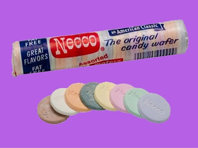 NECCO Wafer Original Retro Candy