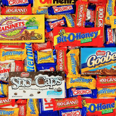 Old Fashioned and Nostalgic Candy Wholesale