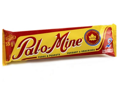 Pal O Mine by Ganongn Top 10 Canadian Candy