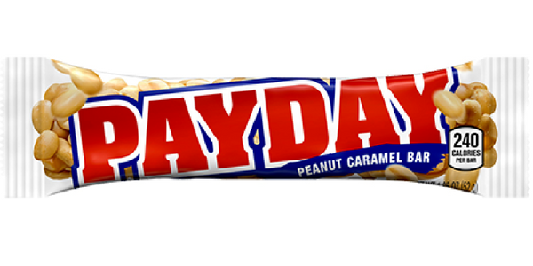 Payday-Who Needs Chocolate-CandyFunhouse.ca Candy Blog