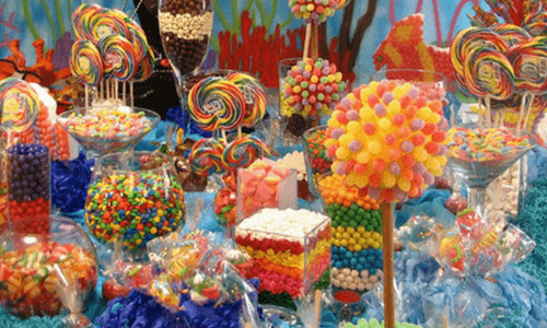 Preparing a Candy Buffet for your Event-Bulk Candy