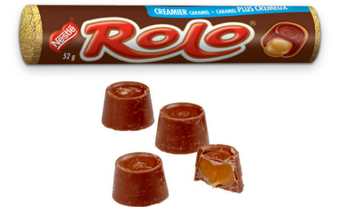 Nestle Rolo Canadian Chocolate Bars
