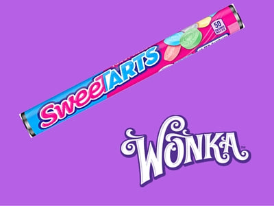 Sweetarts Willy Wonka Candy