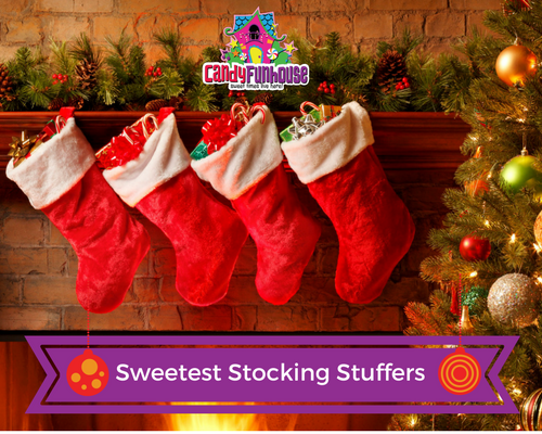 Sweetest Christmas Stocking Stuffers-CandyFunhouse.ca Santa's Online Candy Store