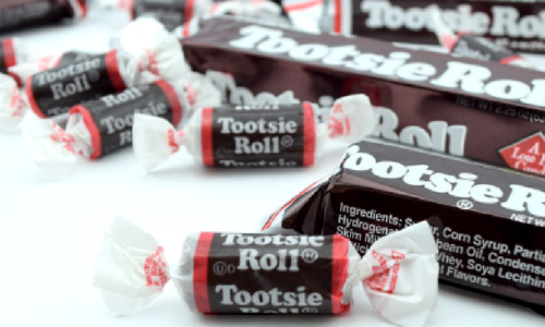 Tootsie Roll Candy-Top 30 Candies of All Time
