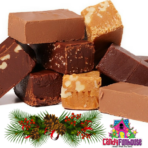 Top 10 Christmas Gift Ideas from CandyFunhouse.ca-Fresh Fudge