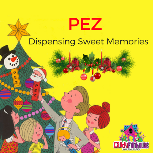 Top 10 Christmas Gift Ideas from CandyFunhouse.ca-PEZ Candy Dispensers