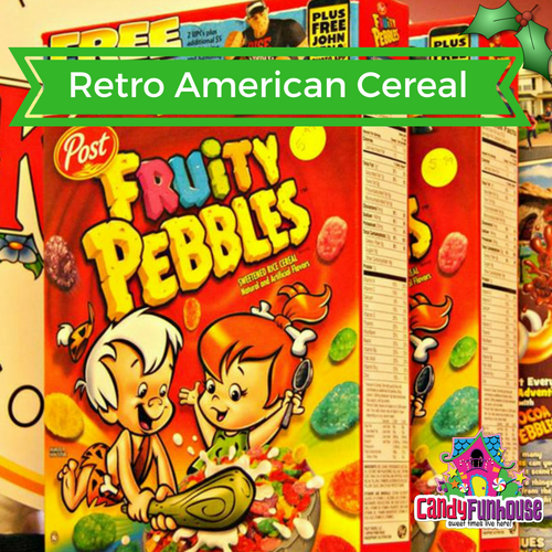 Top 10 Christmas Gift Ideas from Candyfunhouse.ca-Retro American Cereal