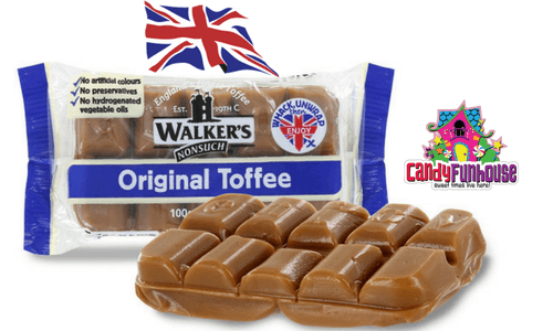 Walker's Non-Such Original Toffee British Candy