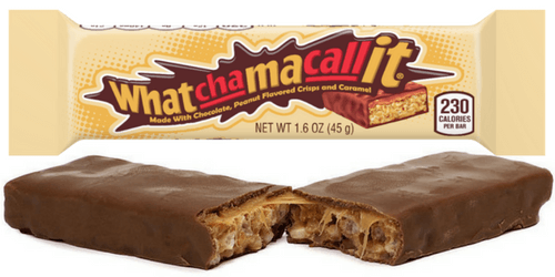 Whatchamacallit American Candy Bar