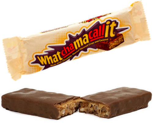 Whatchamacallit What did you say? CandyFunhouse.ca Candy Blog