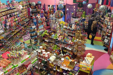 Wholesale Candy How to Open a Candy Store