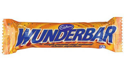 Cadbury Wunderbar Top 20 Canadian Chocolate Candy Bars