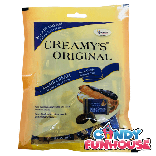 Creamys Original-Eclair Cream Hard Candy - Hard Candy