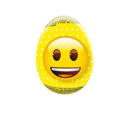 Emoji Chocolate Egg