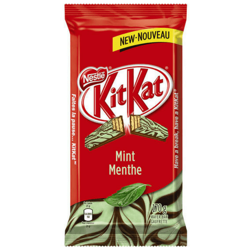 Kit Kat Mint-Nestle Chocolate Bar