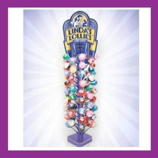 Lindas Lollies Lindas Lollies 6lb - Dairy Free Fat Free Gluten Free Lollipop Lollipops