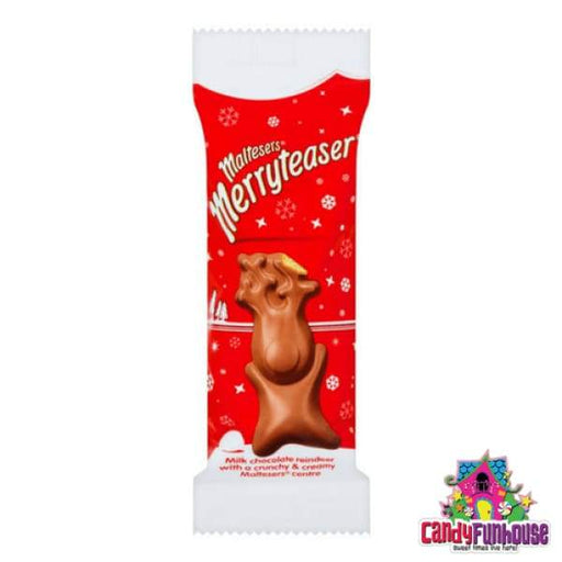 Maltesers Merryteaser Bar Mars 50g - Christmas Candy Colour_Red New Candy Type_Chocolate