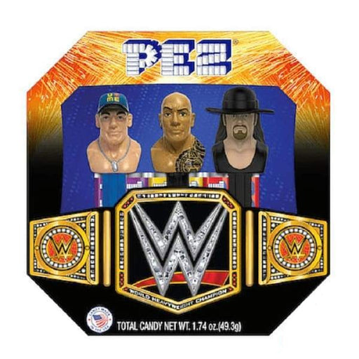 Pez Collections WWE Gift Set Pez 0.25kg - Novelty pez Type_Toys & Gifts vegan