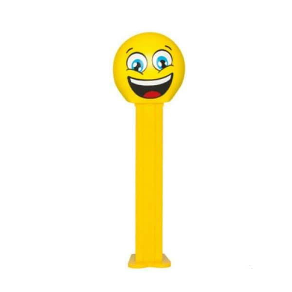 PEZ Emoji-Happy Face Pez 0.016kg - collectible emoji happy hard candy pez
